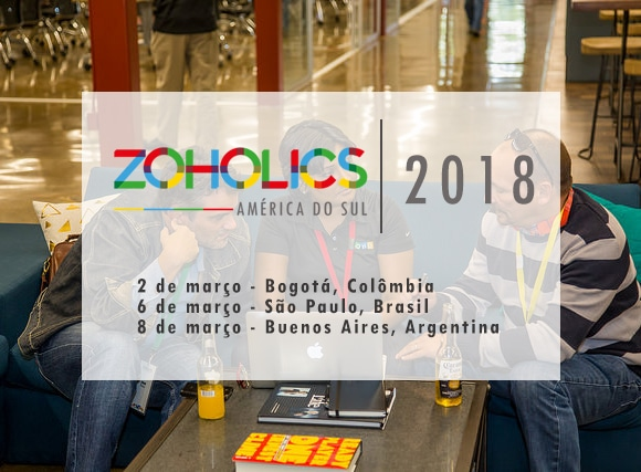 Zoholics América do Sul 2018